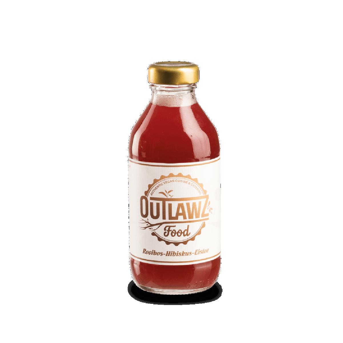 Outlawz Rooibos-Hibiskus-Eistee